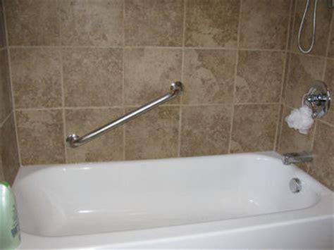 diy bathtub surround how to tile a bathtub surround 171 bathroom design