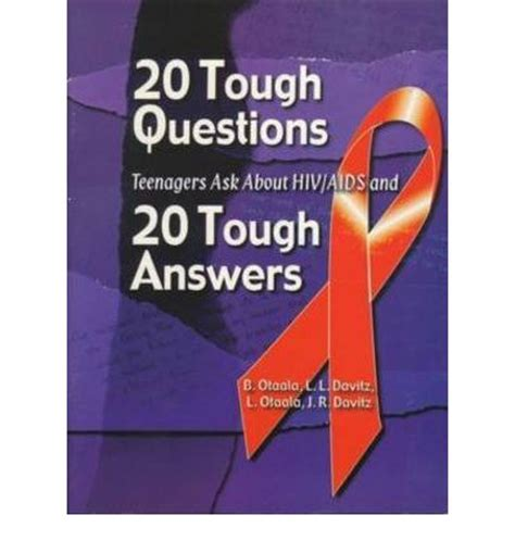 100 questions answers about hiv and aids books 20 tough questions teenagers ask about hiv aids gr 7 12