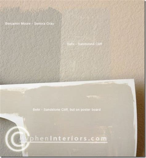 bm senora gray is a shade darker than behr sandstone cliff master bedroom paint color living