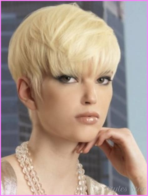 pictures of different haircuts and styles very short bob haircuts stylesstar com