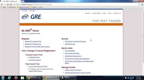 Do I Need To Take The Gre For An Mba by How To Report Gre Scores To Universities Easy