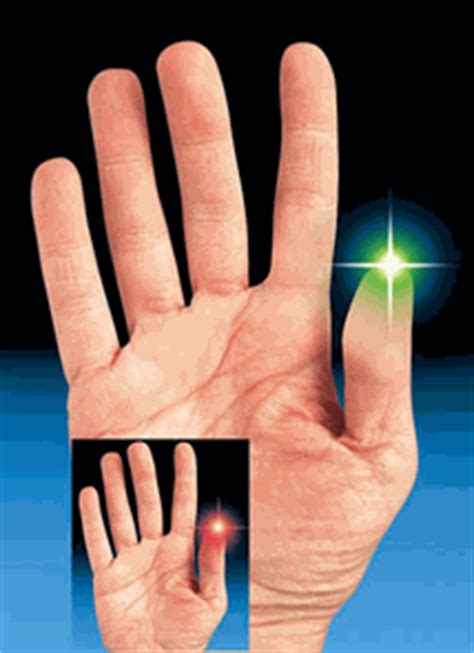 d lite finger lights d lite led light finger tip color changing magic