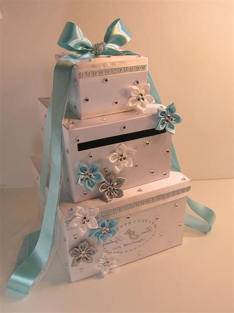 93 wedding cash gift box wedding card box gift money by bwithustudio on etsy - Gift Card Box Ideas