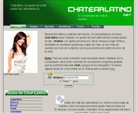 chat amigos latinchat latinchat chat latino gratis chatearlatino net chat latino gratis chatear con gente