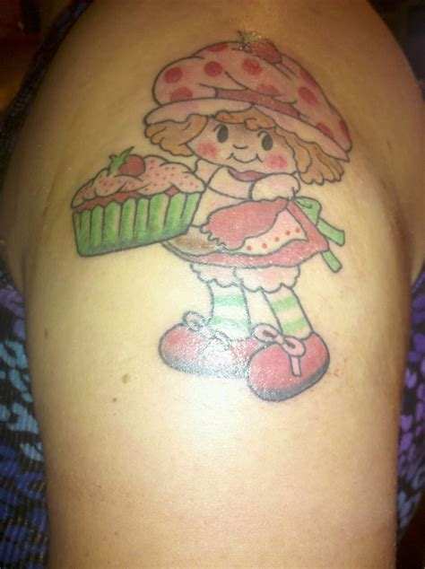 strawberry shortcake tattoo 106 best images about strawberry shortcake on