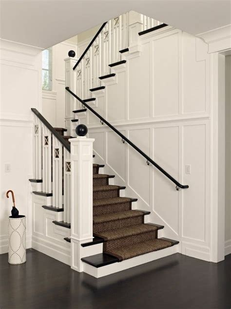 traditional staircases polsky perlstein architects entrances foyers z