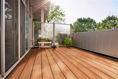 Composite Vs Wood Decking by All Decked Out Wood Vs Composite Decking Material