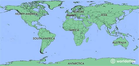 slovenia on world map where is slovenia where is slovenia located in the