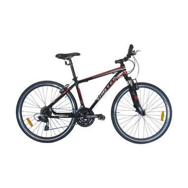 Pacific Mtb 20 Viper 5 0 Hitam sepeda gunung jual sepeda gunung harga murah blibli