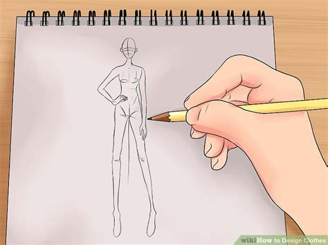 design clothes wikihow 5 ways to design clothes wikihow