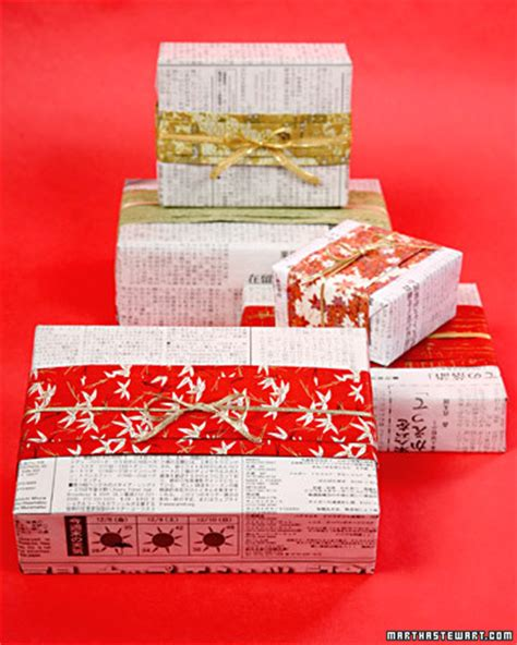 japanese gift wrap simple and cheap christmas gift wrap ideas the decorologist
