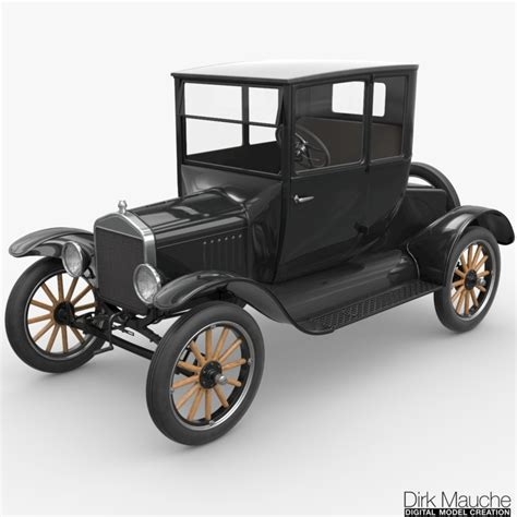 coupe models 3d model t coupe