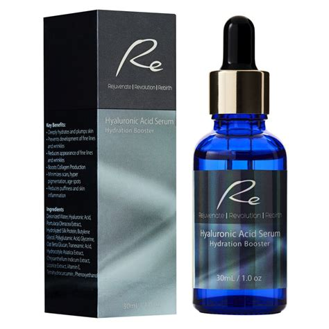 Serum Hyaluronic Acid 30ml hyaluronic acid serum skin hydration booster 30ml buy serums concentrates