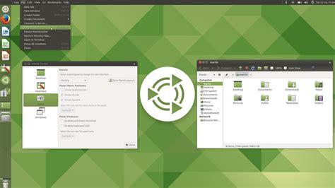 unity menu layout ubuntu mate 17 10 alpha 2 released includes hud global