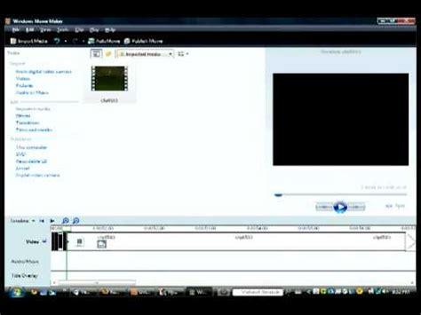 windows movie maker muzzle flash tutorial windows movie maker tutorial 1 fast black flashes doovi