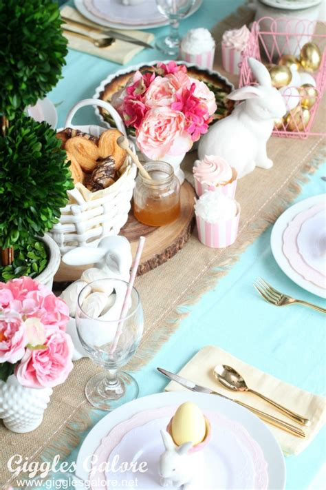 easter brunch table setting how to create a stylish table setting for easter brunch