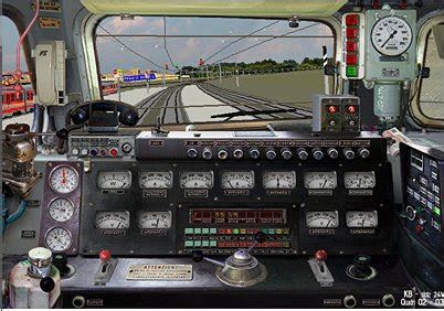 e444 cabina downloads for railway simulators gt simulators gt others