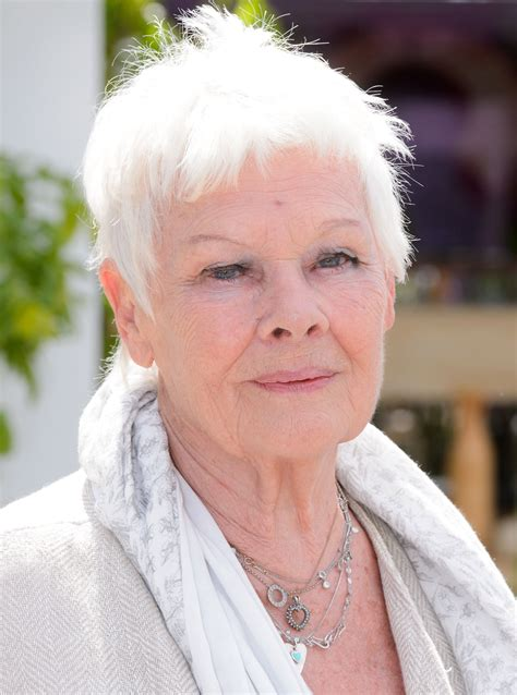 judi bench dame judi dench reveals why she ll never have another