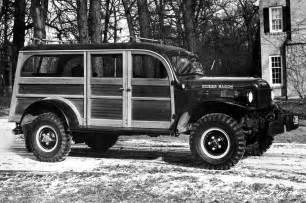 2014 Dodge Power Wagon Specs 1948 Dodge Power Wagon Side Photo 39
