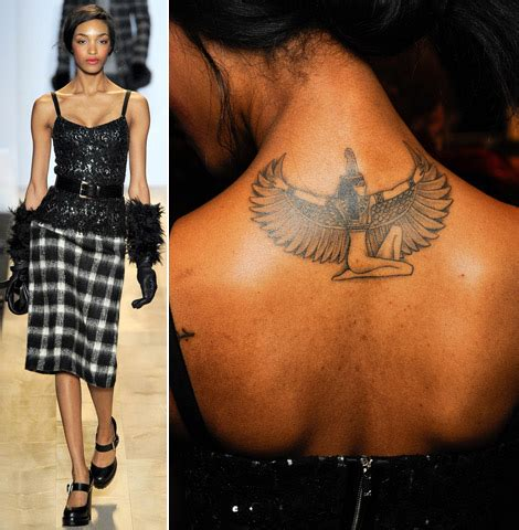 isis tattoos goddess on goddess