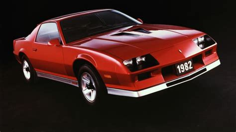 history of camaro the chevrolet camaro a brief history of horsepower autoweek