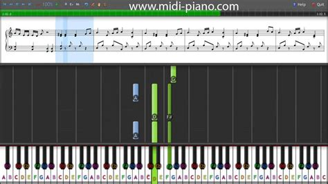 youtube tutorial let her go how to play passenger let her go piano tutorial with