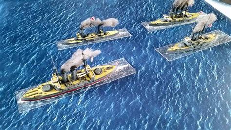 Naval Wargaming Models