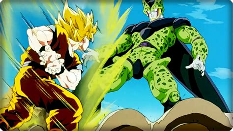 imagenes con movimiento goku im 225 genes de goku vs cell con movimiento im 225 genes dragon