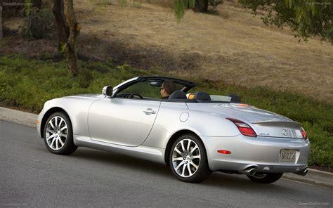 2009 lexus sc 430 widescreen exotic car image 22 of 54
