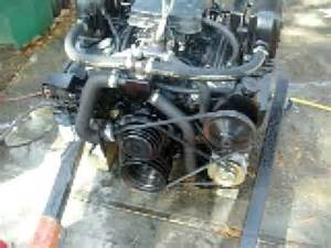 Chevrolet Marine Engines 5 7 Small Block Chevy 350 Rebuilt Marine Engine Test