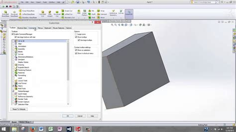 tutorial vba solidworks solidworks api tutorial 1 macro recorder youtube