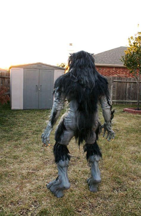 werewolf costume halloween