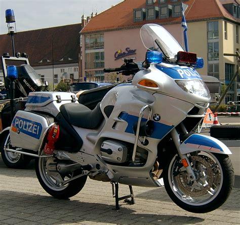 Bmw Motorrad Frankfurt Oder by Polizei Brandenburg