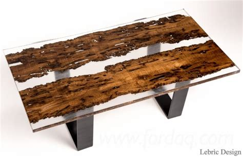 wood and resin table tables made of wood and epoxy resin
