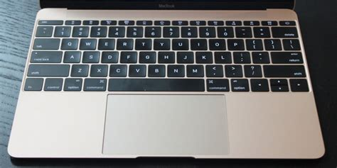 Keyboard Laptop Macbook Apple Patents Laptop With A New Keyboard Business Insider