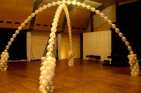 how to make do it yourself balloon arches columns more