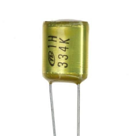 polyester capacitor failure modes qyx1h334jtp nichicon capacitors digikey