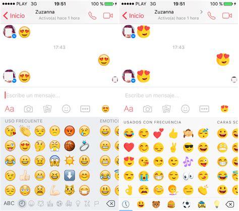 crear imagenes con emoji como desactivar los nuevos emoticonos de facebook y usar