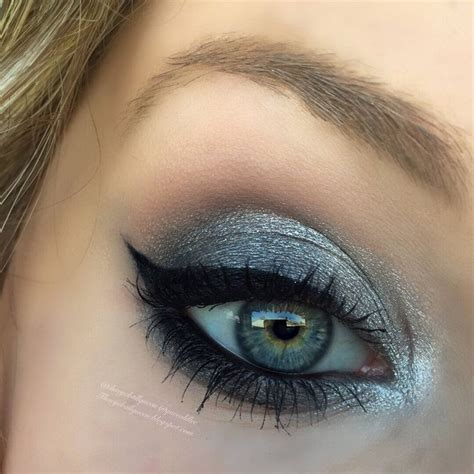 eyeshadow tutorial sephora gunmetal smokey eyes by lilleexoxo on the sephora beauty