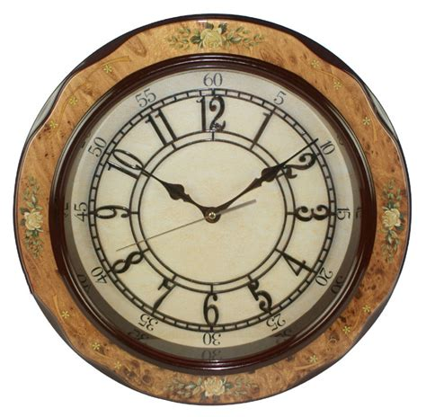 contemporary kitchen wall clocks 1