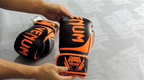 Venum Challenger Mmacombat Glove Blackorange luva venum challenger black orange boxing glove ven