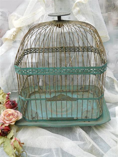 reserved or gorgeous verdigris hendryx bird cage