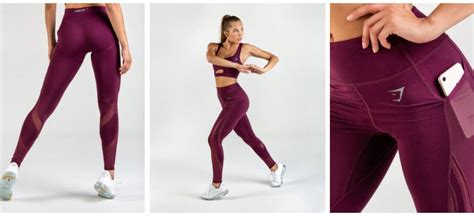 gymshark sleek sculpture leggings  joggercouk