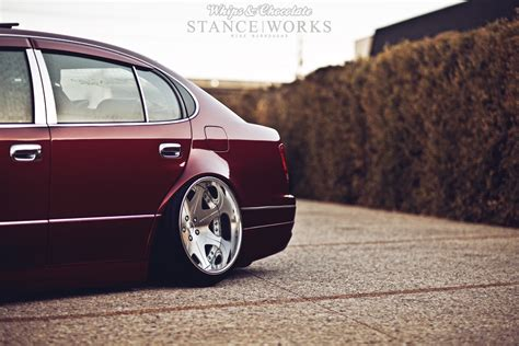 jdm lexus gs400 stance works johnny dip s vip lexus gs400