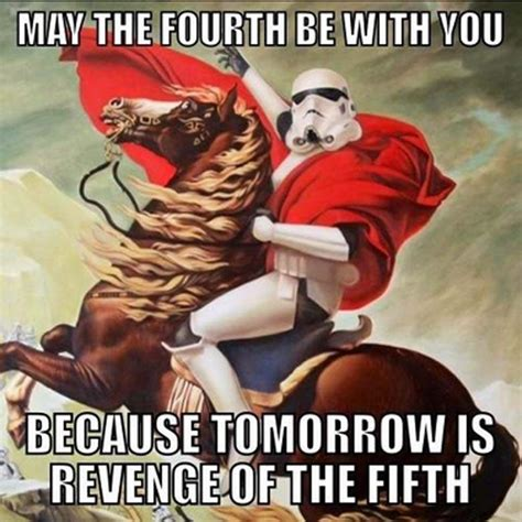 May The 4th Meme - competition arcona revenge of the fifth dark jedi