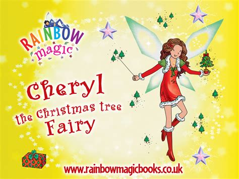cheryl the christmas fairy wallpaper scholastic kids club