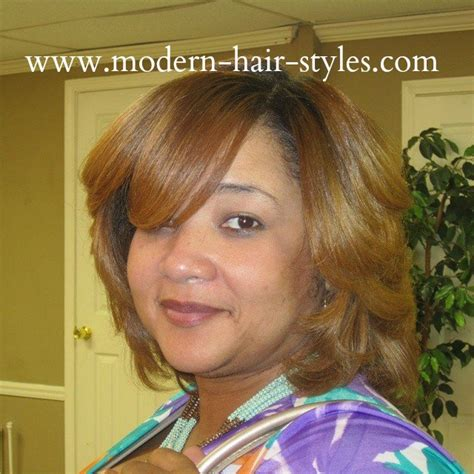 wash and set styles for black women hair styles for black women and styling options