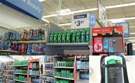 walmart sections cred bathroom problem solved how to pack a men s