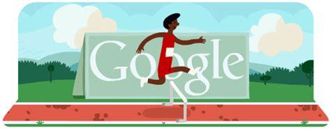 doodle hurdles jo 2012 les doodles quotidiens de