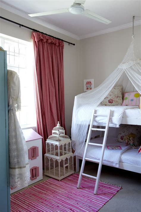 Bunk Bed Canopy E Wants A Canopy And Bunk Beds Maybe Something Like This Room Boys The